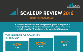 ScaleUp Institute Infographic