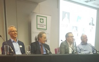 Paul Excell on a Keynote Panel on Growth Funding at Business Funding Show Investment Conference